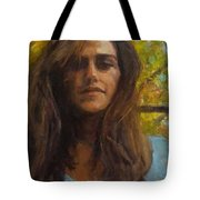 Meredith In Autumn Tote Bag