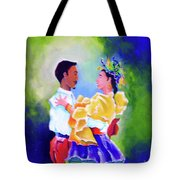 Merengue Rythm Tote Bag