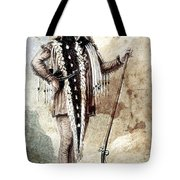 Meriwether Lewis Tote Bag
