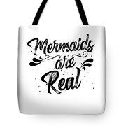 Mermaid Art Tote Bag
