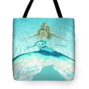 Mermaid Escape 2 Tote Bag