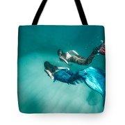 Mermaid Friends Tote Bag