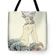 Mermaid, From Les Liaisons Dangereuses  Tote Bag