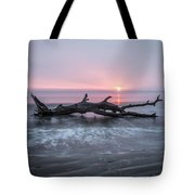 Mermaid In The Surf Tote Bag