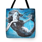 Mermaid Life Tote Bag