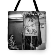 Mermaid Venus Tote Bag