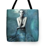 Mermaid Water Spirit Tote Bag
