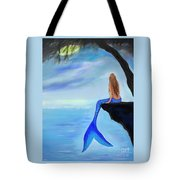Mermaids Lovely Oasis Tote Bag