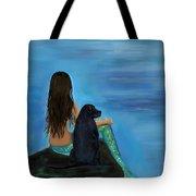 Mermaids Loyal Bud Tote Bag