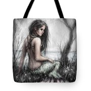 Mermaid's Rest Tote Bag