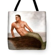 Merman Reef Tote Bag