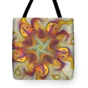Merriment Of Color Tote Bag