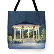 Merry And  Bright II Tote Bag