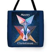 Merry Christmas - 2017 Tote Bag