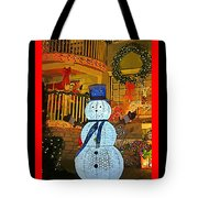 Merry Christmas Everybody Tote Bag