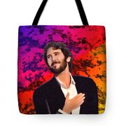Merry Christmas Josh Groban Tote Bag