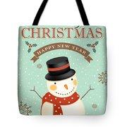 Merry Christmas-jp2766 Tote Bag