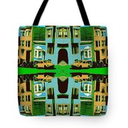 Merry Christmas Tales Tote Bag