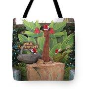 Merry Christmas - Wild Adventures Tote Bag