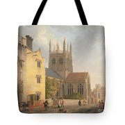 Merton College - Oxford Tote Bag