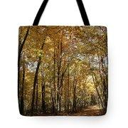 Merwin October Shadows Tote Bag
