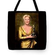 Meryl Streep Winner Tote Bag