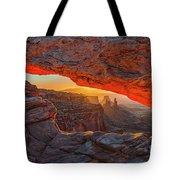Mesa Arch Sunrises Glow Tote Bag