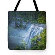Mesa Falls - Yellowstone Tote Bag