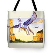 Mesa Pegasus Tote Bag