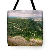 Mesa Verde Park Overlook II Tote Bag