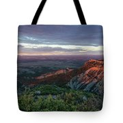 Mesa Verde Soft Light Tote Bag