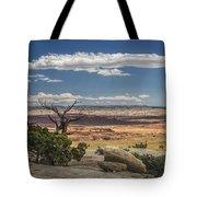 Mesa View In Utah Tote Bag