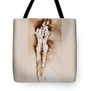 Mesh II  His Divine Love Series No. 1285 Tote Bag