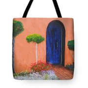 Mesilla Door Tote Bag
