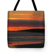 Mesmerize Me Sunset Tote Bag