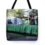 Mesmerized By Those Bellies Tote Bag by Cynthia Marcopulos