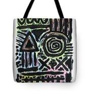 Mesomorph Tote Bag