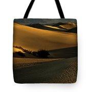 Mesquite Flat Sand Dunes Tote Bag