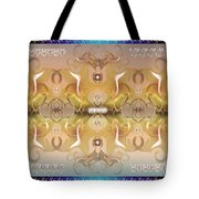 Message From Space Tote Bag