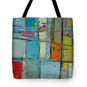 Messages 3 Tote Bag