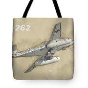 Messerschmitt Me-262 Tote Bag