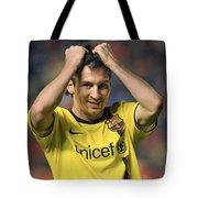 Messi 2 Tote Bag