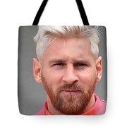 Messi 2016 Tote Bag