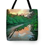 Messing About In Boats Tote Bag