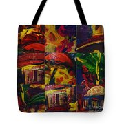 Messy Imagination  Tote Bag