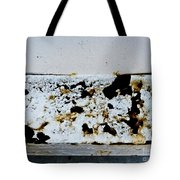 Metal Horizon Tote Bag
