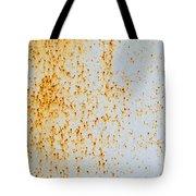 Metal Rust Tote Bag