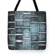 Metallic Topaz Dna Art Tote Bag