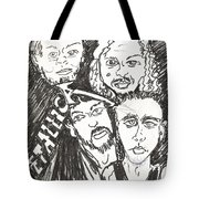 Metallica Tote Bag