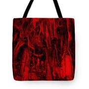 Metamorphism - Bizarre Shapes Tote Bag